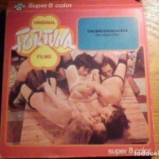 Peliculas: PELÍCULA ADULTOS SUPER 8 MM. - THE SHE-COCKEATERS, LAS TRAGAPOLLAS - FORTUMA FILMS - VERSION MUDA. Lote 195441935