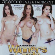 Peliculas: KAYDEN KROSS' WINNER'S CIRCLE - DVD COMO NUEVA - IMPORTACIÓN - AIREROSE ENTERTAINMENT . Lote 195523083