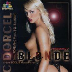 Peliculas: PORNOCHIC 7 BLONDE - DVD COMO NUEVA - IMPORTACIÓN - MARC DORCEL. Lote 195523310