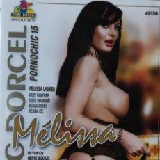 Peliculas: PORNOCHIC 15 MÉLISSA - DVD PRECINTADA - IMPORTACIÓN - MARC DORCEL. Lote 195523367