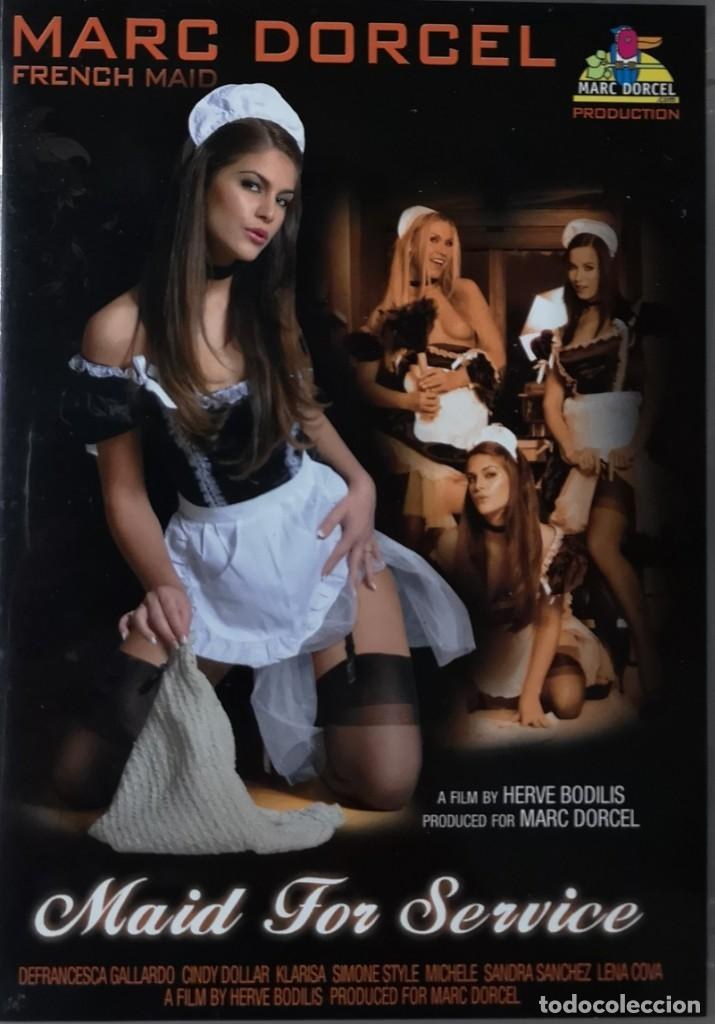 French maid: maid for service - dvd como nueva - Vendido