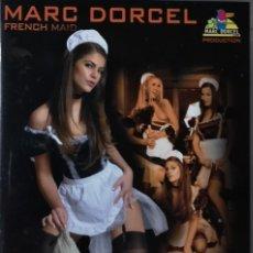 Peliculas: FRENCH MAID: MAID FOR SERVICE - DVD COMO NUEVA - IMPORTACIÓN - MARC DORCEL. Lote 195523450