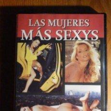 Peliculas: PELÍCULA ADULTOS DVD - LATINAS - MUJERES MÁS SEXIS DEL MUNDO - SIN COPYRIGHT. Lote 195584942