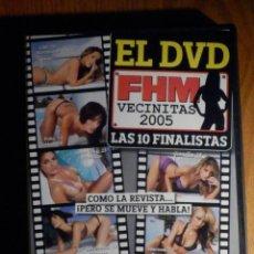 Peliculas: PELÍCULA ADULTOS DVD - FHM VECINITAS 2005 - . Lote 195585266