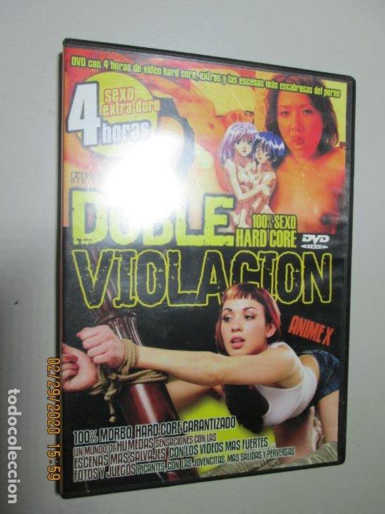 Peliculas porno de hard Doble Violacion 100 Sexo Hard Core 4 Horas D Buy Adult Movies At Todocoleccion 195592202