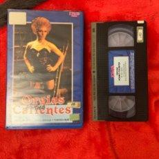 Peliculas: ORGÍAS PORNO CALIENTES PELÍCULAS VHS X. Lote 195904763