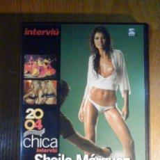 Peliculas: PELICULA DVD - INTERVIÚ - CHICA 2004 - SHEYLA MÁRQUEZ - ASÍ SE HIZO EL REPORTAJE. Lote 196220083