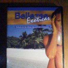 Peliculas: PELICULA ADULTOS DVD - BELLEZAS EXÓTICAS - SIN EDITOR NI COPYRIGTH. Lote 196231328