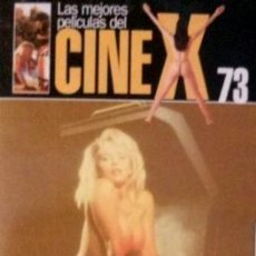 Peliculas: SEX MACHINE (FANTASY CHAMBER) / NICOLE LACE KYLIE IRELAND ANNA MALLE REBECCA LORD JENTEAL VHS + DVD. Lote 105069863