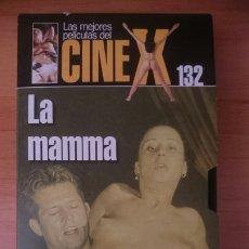 Peliculas: VHS LA MAMMA, COL. INTERVIU MEJORES PELICULAS CINE X 132. Lote 199355746