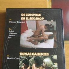 Peliculas: DVD PORNO DUNAS CALIENTES. Lote 201241541