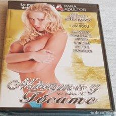 Peliculas: MÍRAME Y TÓCAME / KATIE MORGAN / CINE USA PARA ADULTOS / DVD-PRECINTADO.. Lote 202423161