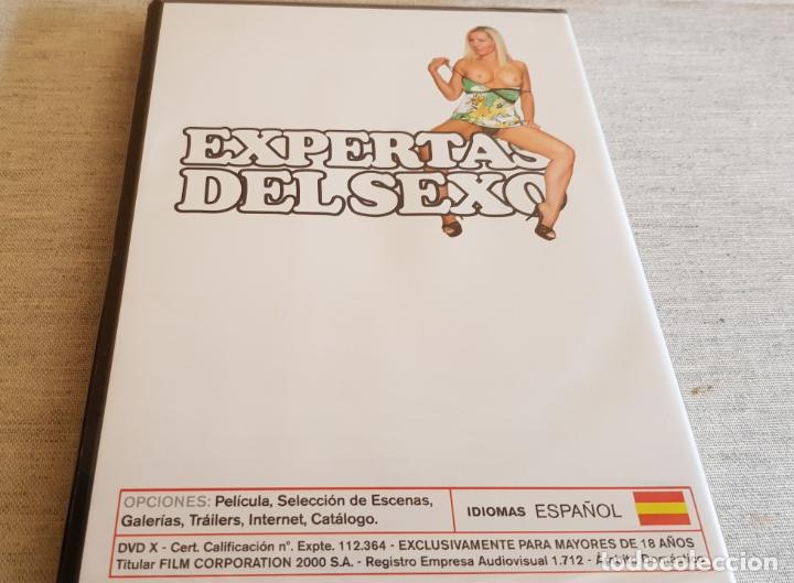 Peliculas: EXPERTAS DEL SEXO / TYLER FAITH-CHELSEA ZINN / DVD-PRECINTADO - Foto 2 - 202423298