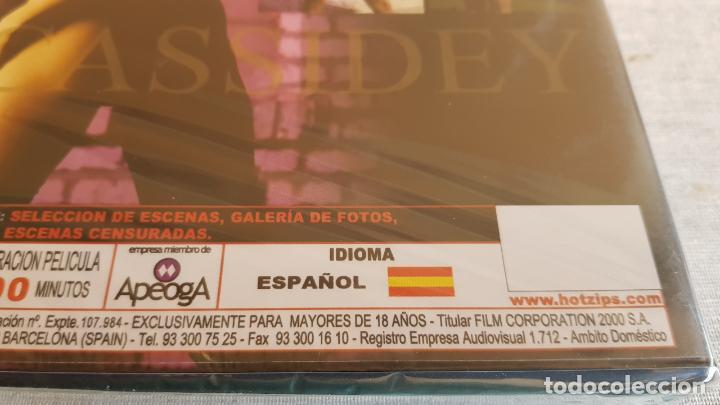 Peliculas: CASSIDEY / SIN PUDOR Y SIN LÍMITES / CINE USA PARA ADULTOS / DVD - PRECINTADO. - Foto 3 - 202423463