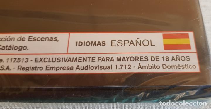 Peliculas: JUEGOS INMORALES / JESSICA DRAKE-NIKKI BENZ / DVD - PRECINTADO. - Foto 3 - 202423586