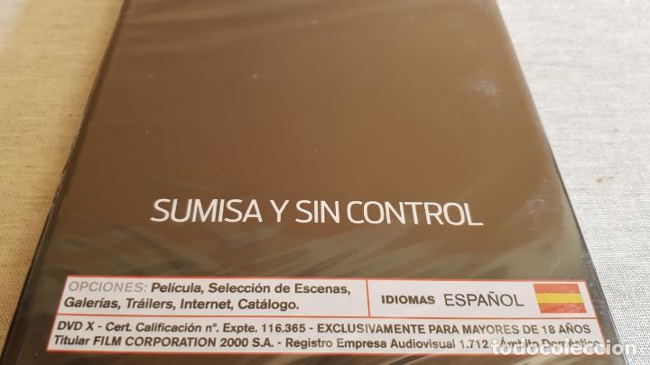 Peliculas: SUMISA Y SIN CONTROL / STORMY DANIELDS / DVD - PRECINTADO. - Foto 2 - 202423751