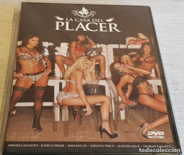 LA CASA DEL PLACER / MICAYLA MENDEZ-JESSICA DRAKE / DVD - PRECINTADO. (Coleccionismo para Adultos - Películas)