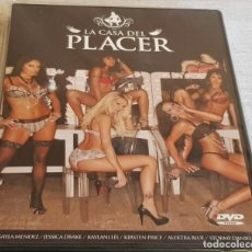 Peliculas: LA CASA DEL PLACER / MICAYLA MENDEZ-JESSICA DRAKE / DVD - PRECINTADO.. Lote 202436782
