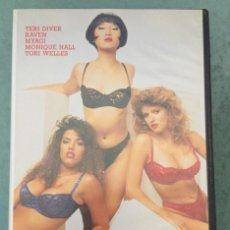 Peliculas: MUJERES DE COLOR - BIZARRE VIDEO - VHS - CINE X - 2002. Lote 202601298