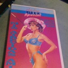 Peliculas: MIS ATREVIDAS AMIGAS - ELECTRIC BLUE SPECIAL - VHS - CINE X - 1997. Lote 202661948