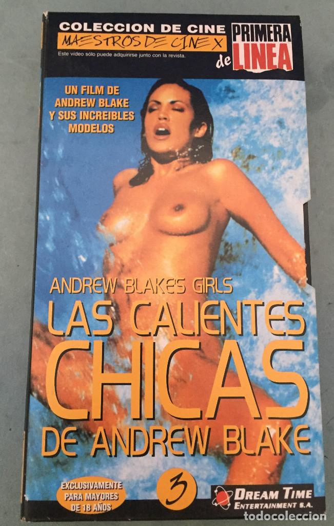 Peliculas: COLECCION MAESTROS DEL CINE X - ANDREW BLAKE - 4 PELICULAS -DREAM TIME - VHS - - Foto 3 - 202683617