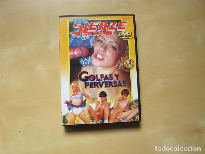 PELICULA DVD PORNO (Coleccionismo para Adultos - Películas)