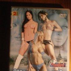 Peliculas: PELICULA ADULTOS DVD - PANDORA - CORRUPCIÓN Y PODER - BAMBOLA, ANGELICA BLOND. Lote 204719973