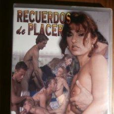 Peliculas: PELICULA ADULTOS DVD - N&A - NEGRO Y AZUL - SALLIERI - RECUERDOS DE PLACER. Lote 204843122
