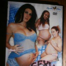 Peliculas: PELICULA ADULTOS DVD - PAPILLON FILMS - SEXY PREMAMÁ - JHON JANEIRO. Lote 204843597