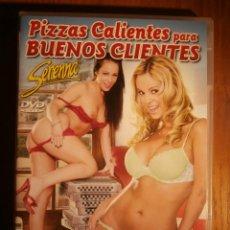 Peliculas: PELÍCULA PARA ADULTOS EN DVD - SERENNA - PIZZAS CALIENTES PARA BUENOS CLIENTES - CRMEN LUVANA. Lote 206579443
