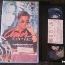 Peliculas: VHS- AMOR DE IDA Y VUELTA- EROTICA- PLAYBOY ENTERTAINMENT. Lote 207062236