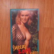 Peliculas: VHS SUECAS 2001. Lote 207321381