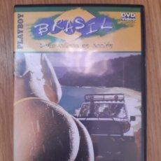 Peliculas: DVD PLAYBOY BRASIL. Lote 207322895