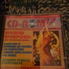 Peliculas: CD-ROMX EROTICO- CORTOMETRAJES EROTICOS -VER FOTO. Lote 207571723