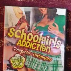 Peliculas: PELICULA PARA ADULTOS EN DVD - COLEGIALAS CACHONDAS - EXCELENTE ESTADO.. Lote 207726787