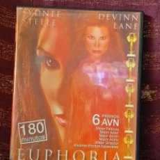Peliculas: PELICULA PARA ADULTOS EN DVD - EUPHORIA - EXCELENTE ESTADO.. Lote 207727462