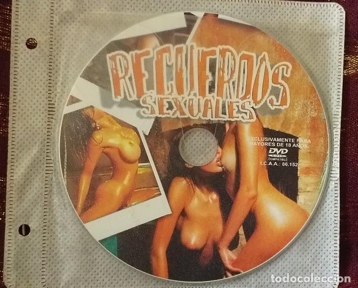 Peliculas: Lote de dos peliculas en DVD *Cine para adultos* Ver en descripción los titulos. - Foto 2 - 207729483