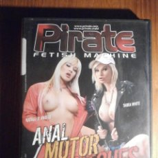 Peliculas: PELÍCULA DE ADULTOS EN DVD - PRIVATE - PIRATE FETISH MACHINE - ANAL MOTOR BITCHES. Lote 207777205