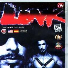 Peliculas: LINK (DVD PRECINTADO DESCATALOGADO) CINE X GAY DIRECTOR CHI CHI LA RUE. Lote 208142636