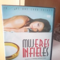 Peliculas: DVD MUJERES INFIELES. Lote 208156325