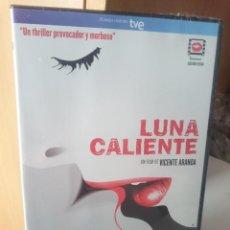 Peliculas: DVD LUNA CALIENTE DVD DE VICENTE ARANDA CINE EROTICO ESPAÑOL -EDUARDO FERNANDEZ - THAÏS BLUMEN. Lote 208156402