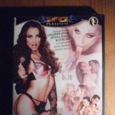 Peliculas: PELÍCULA PARA ADULTOS EN DVD - IFG PLATINUM - SEXÓLOGA CON CLASE - CELESTE STAR, MONICA MAYHEM. Lote 208323110
