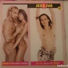 Peliculas: DVD EROTICO -SEX AND FUN - N 16. Lote 208792130