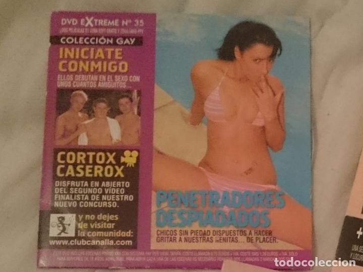 DVD EROTICO -EXTREME N 35 (Coleccionismo para Adultos - Películas)