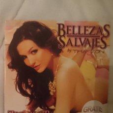 Peliculas: DVD EROTICO -BELLEZAS SALVAJES - THAGSON - ZDENKA B.. Lote 208792477
