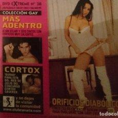Peliculas: DVD EROTICO - EXTREME - N 38. Lote 208793788