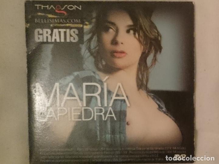 DVD EROTICO - THAGSON - BELLEZAS SALVAJES - MARIA LAPIEDRA (Coleccionismo para Adultos - Películas)