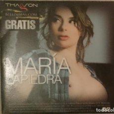 Peliculas: DVD EROTICO - THAGSON - BELLEZAS SALVAJES - MARIA LAPIEDRA. Lote 208900312