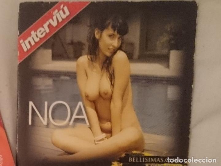 DVD EROTICO - INTERVIU - BELLISIMAS - NOA (Coleccionismo para Adultos - Películas)