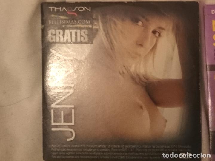 DVD EROTICO - THAGSON - BELLISIMAS - JENNY (Coleccionismo para Adultos - Películas)